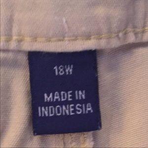 mujures tallas amplias Shorts - Cute tan 18 woman shorts